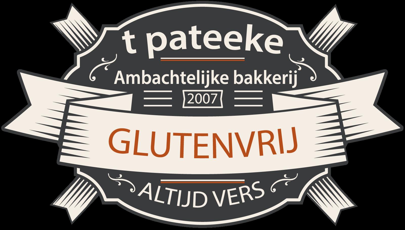 't Pateeke Logo