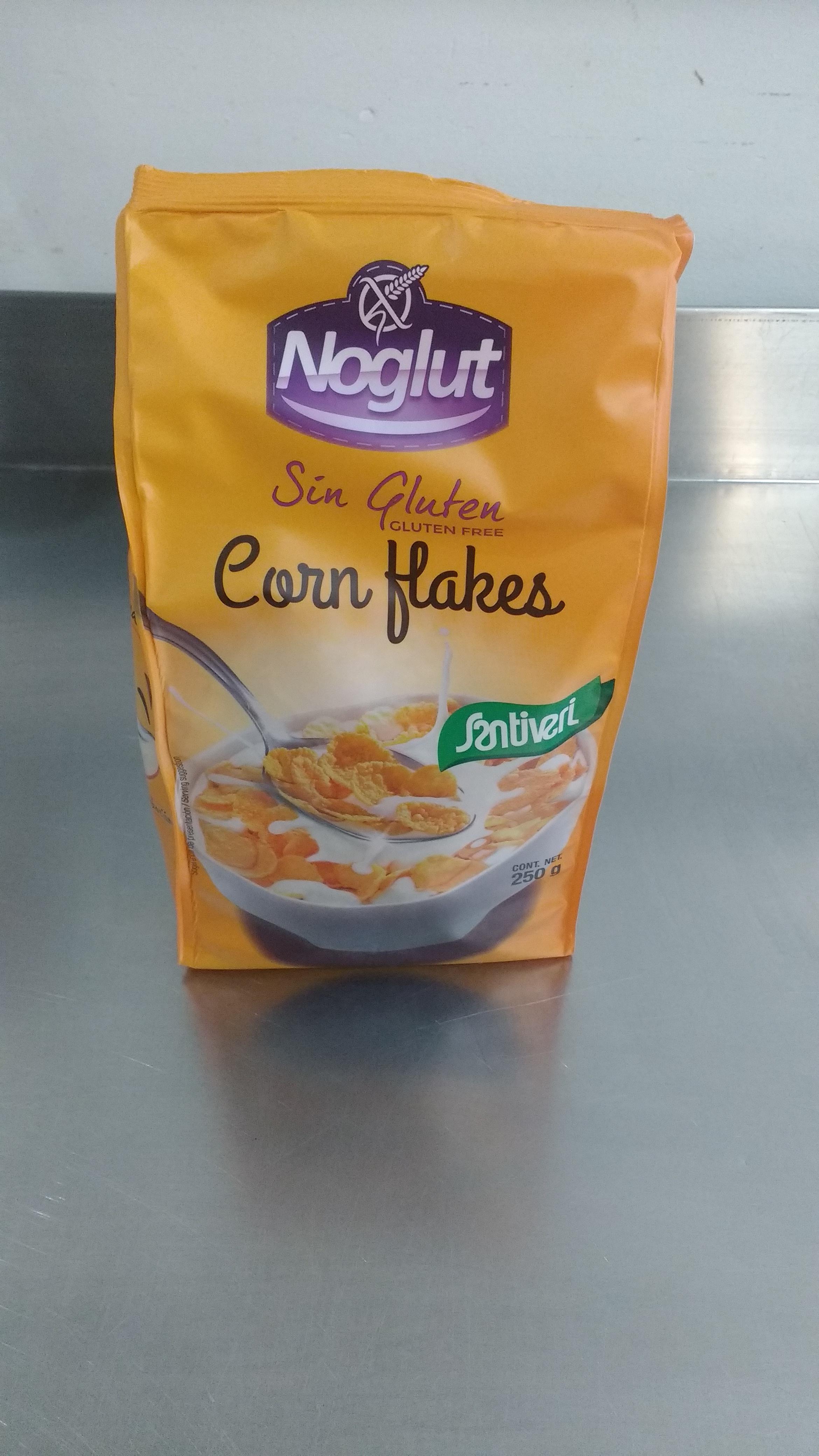 Nogluten Cornflakes